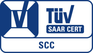 TÜV Zertifikat SCC